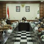 Kunjungan Tim Monitoring Evaluasi dari Kementerian PAN RB di Asahan