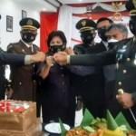 Bupati Karo Hadiri HUT Bhayangkara ke-75