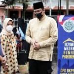 Tinjau Vaksinasi BKPRMI, Wali Kota Medan Berharap Percepat Herd Immunity
