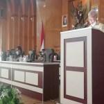 Bupati Asahan Sampaikan Hasil RPJMD Tahun 2021-2026