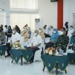 VLH Evaluasi Kota Layak Anak Asahan 2021