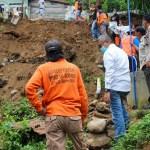 Polres Padangsidimpuan Beri Bantuan Ke Korban Lokasi Longsor