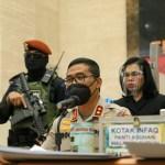 53 Terduga Teroris di 11 Provinsi Diamankan, Polri Paparkan Sumber Dananya