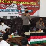 Kunjungi Pondok Pesantren, Polri Sosialisasikan Tangkal Paham Radikalisme dan Terorisme