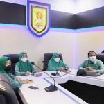 TP PKK Asahan ikuti Launching dan Sosialiasi Keluarga Sehat Tanggap dan Tangguh Bencana