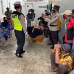 Polres Seruyan Gelar Patroli Himbauan Prokes