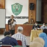Pemko Padangsidimpuan Terapkan PTM Maksimal 25 Persen di Level 2
