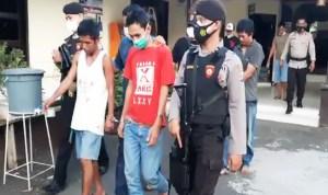 Tim PRC Ciduk 3 Pria Diduga Komplotan Pengedar Sabu di Silayang-layang