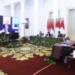 MEF 2021, Presiden Sampaikan Kontribusi Hadapi Sektor Energi dan Iklim