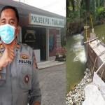 """Terkait Kematian Nino Akibat Bendungan, Kapolsek Padang Tualang: """" Kasus Ini Atensi Buat Kita"""""""