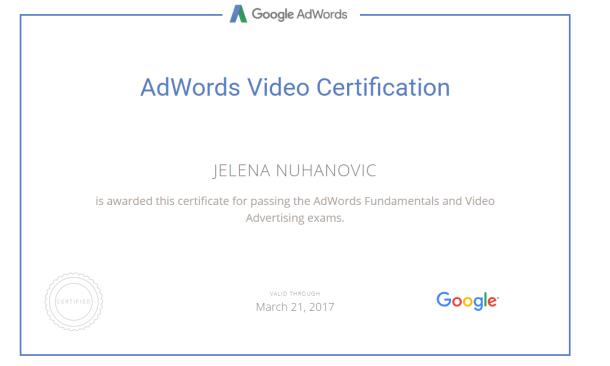 adwords-video-certification