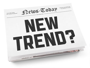 Public Relations Foodservice - New Trends