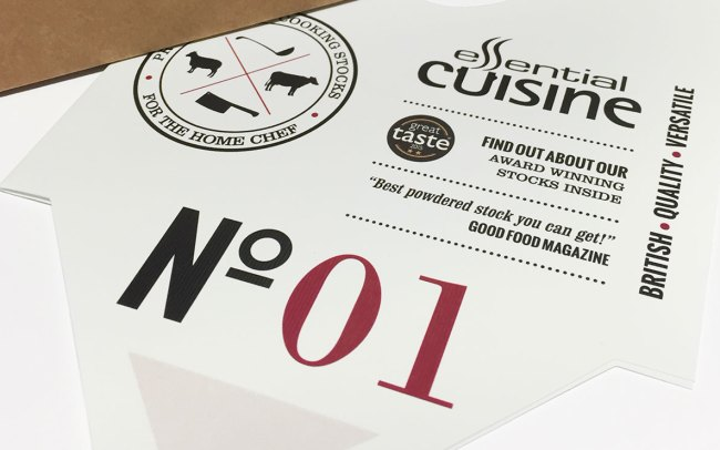 Food and Drink Marketing - Essential Cuisine