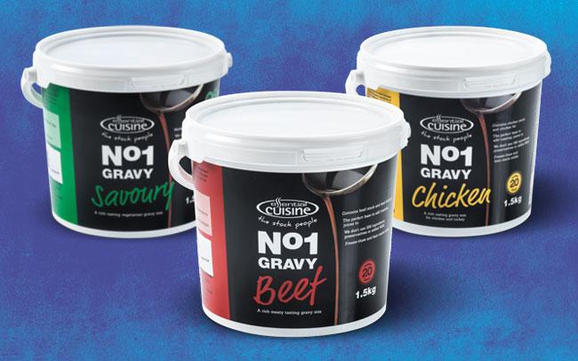 Essential Cuisine Gravy Campaign