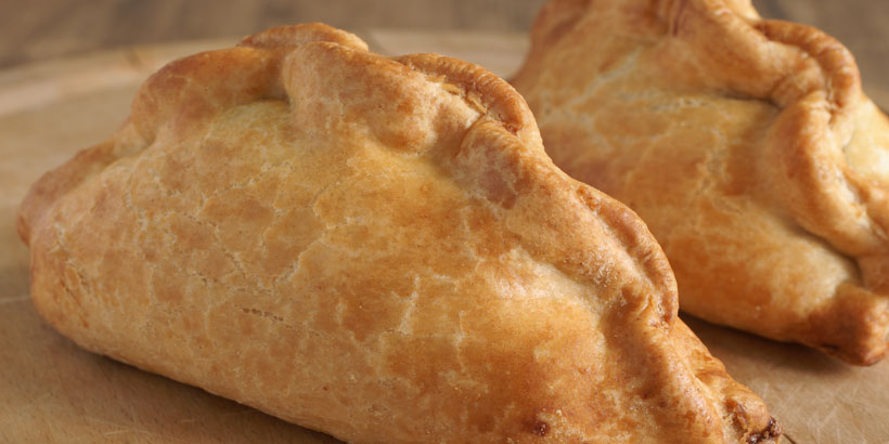Foodservice Agency - Cornish Pasty