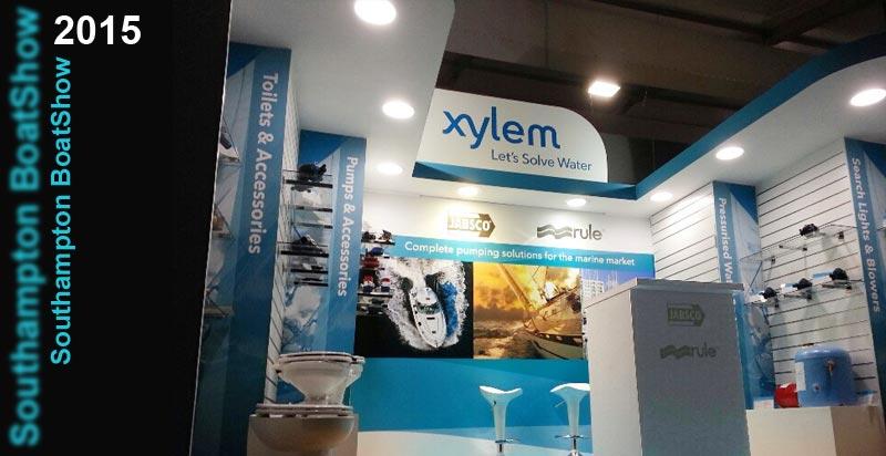Exhibition stand design, manufacture & installation