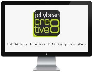 Exhibition booths and commercial interiors