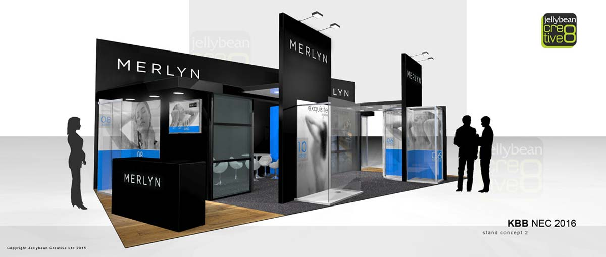 Creative archives exhibition stand design agency for Kbb birmingham 2016