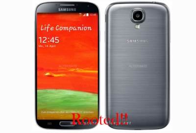 Samsung s4 value edition rooted