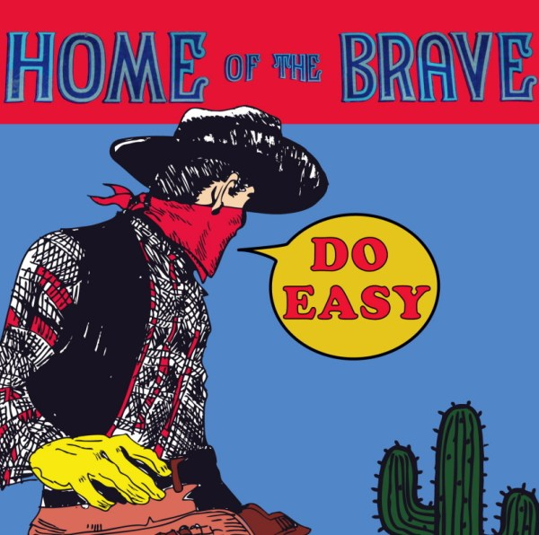 HOTB – Do Easy Album Cover