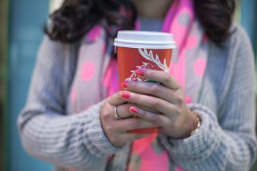 Starbucks Cup - Winter