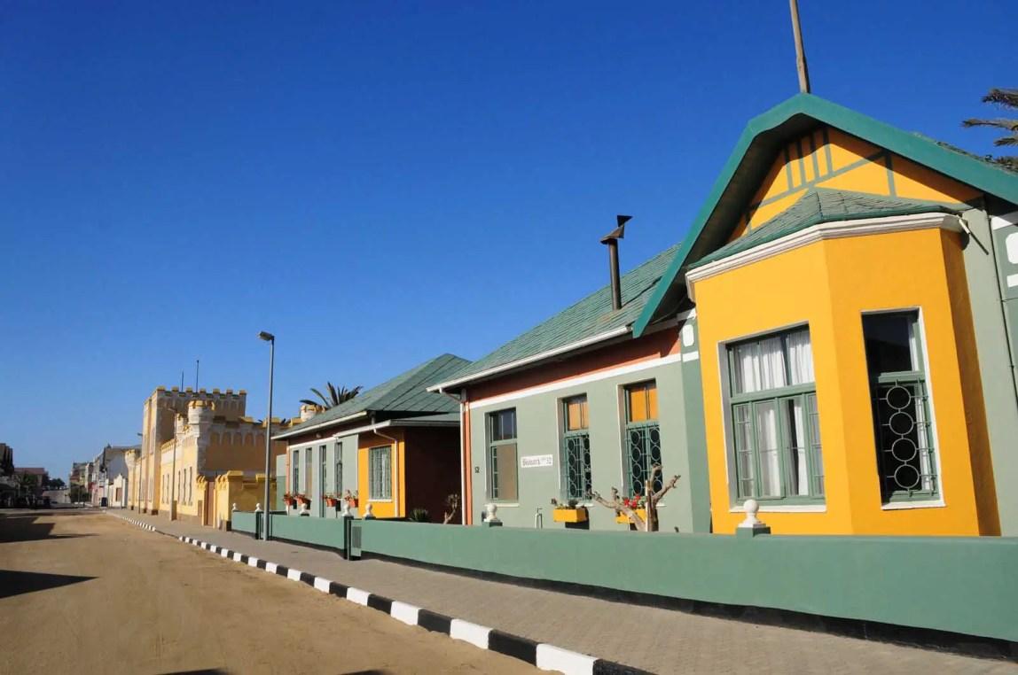 Rue de Swakopmund