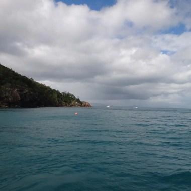 Baie dans les Whitsundays Australie