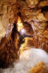 Remonter les cascades Waitomo