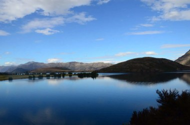 Lac Wanaka Nouvelle Zélande