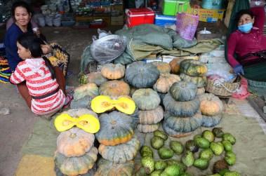 Citrouilles khmer