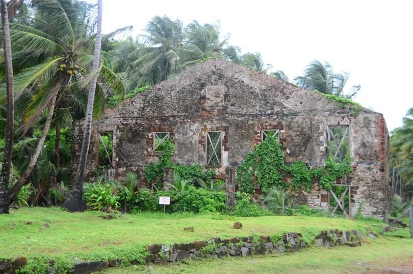 Barraquements de pierre