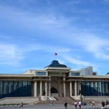 Parlement d'Ulan Bator