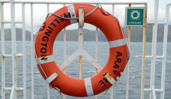 Ferry entre Picton et Wellington