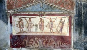 Thermopolium de Pompei, Italie