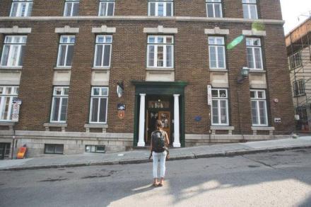 Auberge de Québec