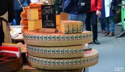 Un peu de fromage au Borough Market?