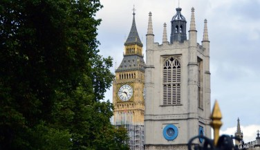 Big Ben et Westminster Abbey