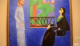 Matisse La conversation