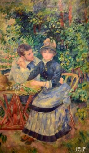 Renoir Au jardin