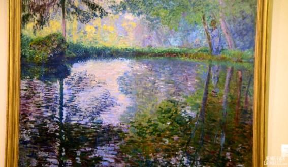 Monet La mare de Montjeron