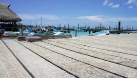 Ponton de la Isla Mujeres