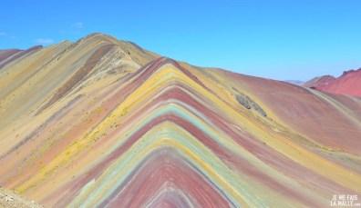 Rainbow Mountain, Pérou