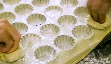 Moule des queijadas, Açores