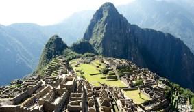 Le Machu Picchu depuis la cabane des gardes, Pérou