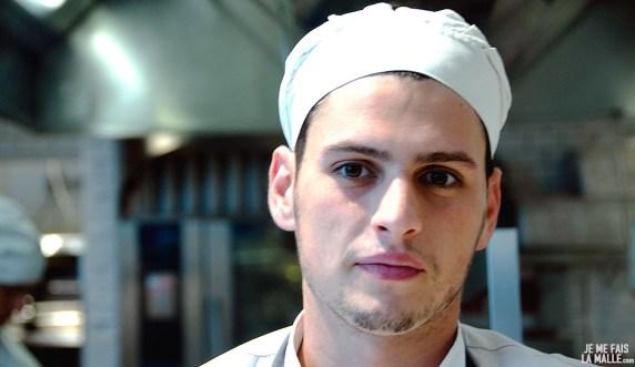 Leonardo, chef de Eataly Rome