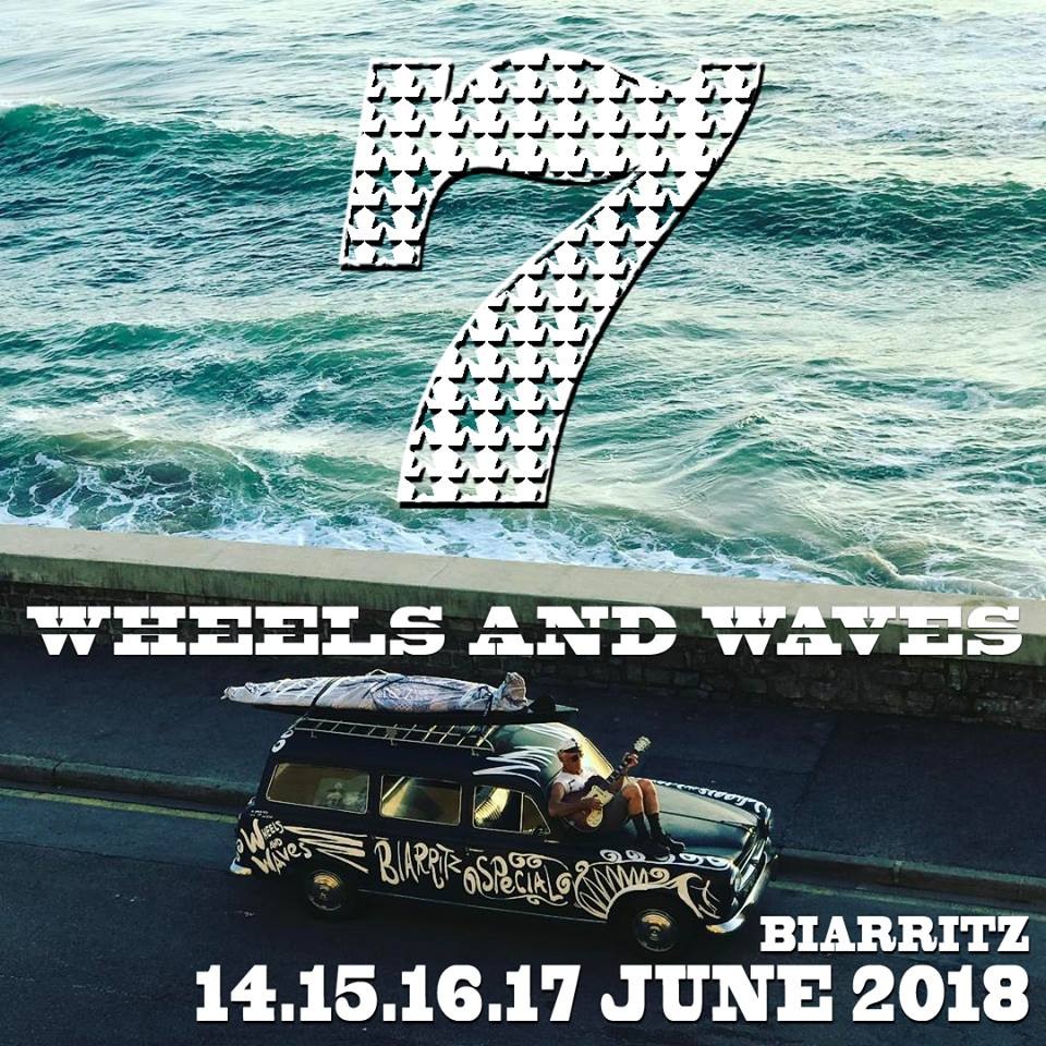 wheels and wave 2018 date