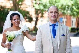 I & K Georgetown Wedding