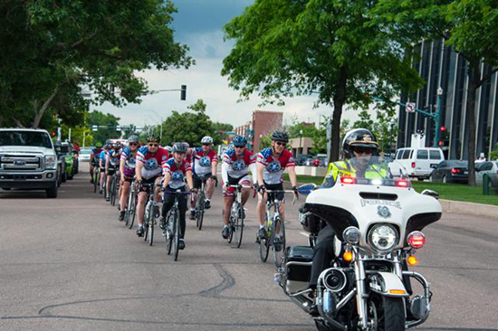 National EMS Memorial Bike Ride