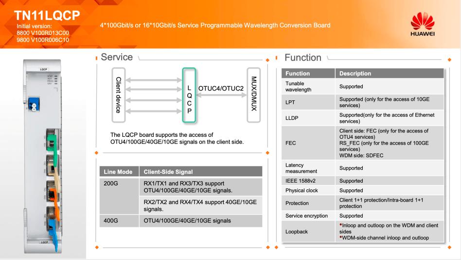 Huawei TN11LQCP OSN8800 OSN9800 LQCP sales@1com.com