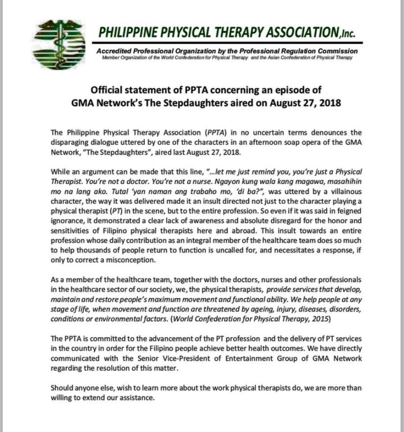 PPTA_Official_Statement_re_GMA_TV_episode